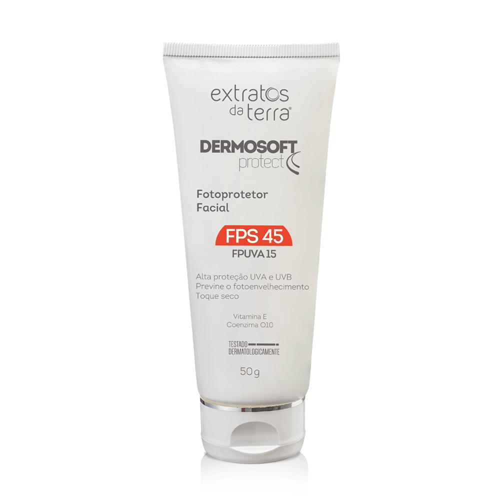 Filtro-Solar-e-Hidratante-Facial-FPS-45-50g---Extratos-da-Terra