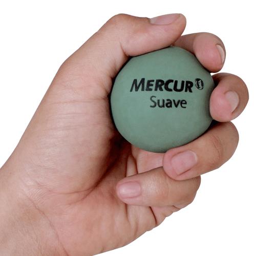 BOLA-FISIOBOL-VERDE-DENSIDADE-SUAVE---MERCUR