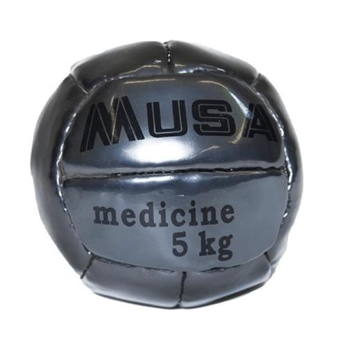 BOLA-COM-PESO-5KG---MEDICINE-BALL