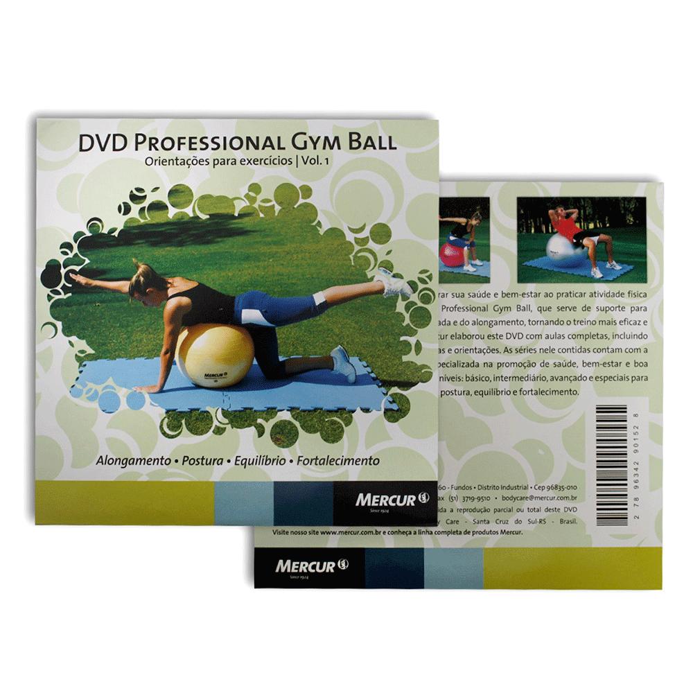 360b79e517 Dvd profissional para pilates - mercur - fisiofernandes