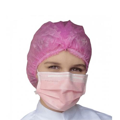 mascara-rosa-descartavel-tripla