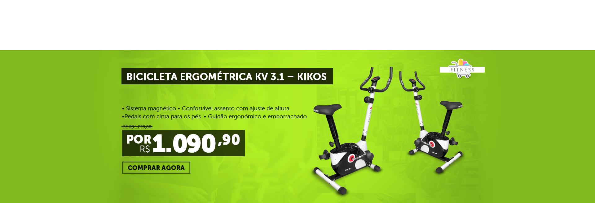 Férias - Bike kikos