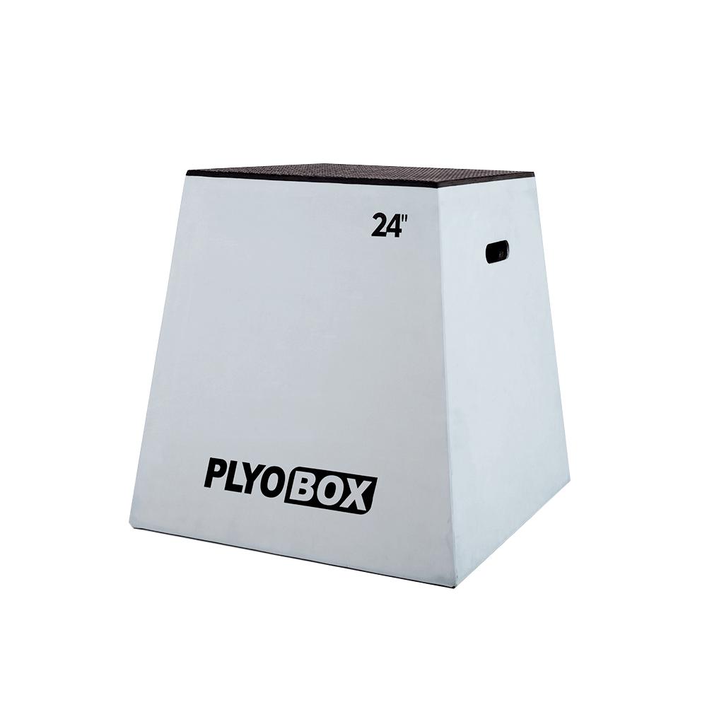 f929178801 Banco para salto pliométrico emborrachado 60cm altura - plyo box ...