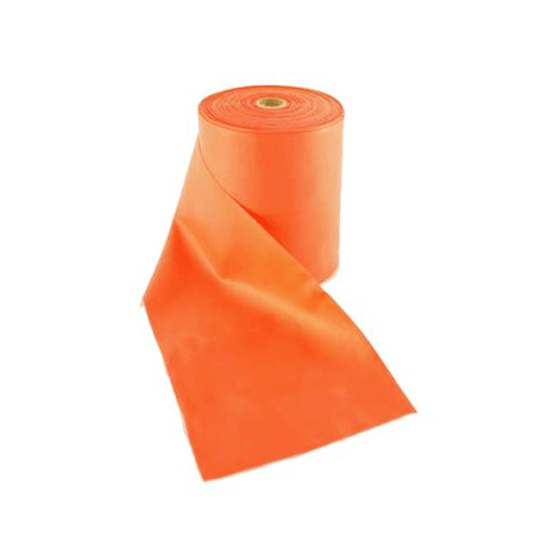faixa-elastica-carci-band-rolo-laranja-extra-forte
