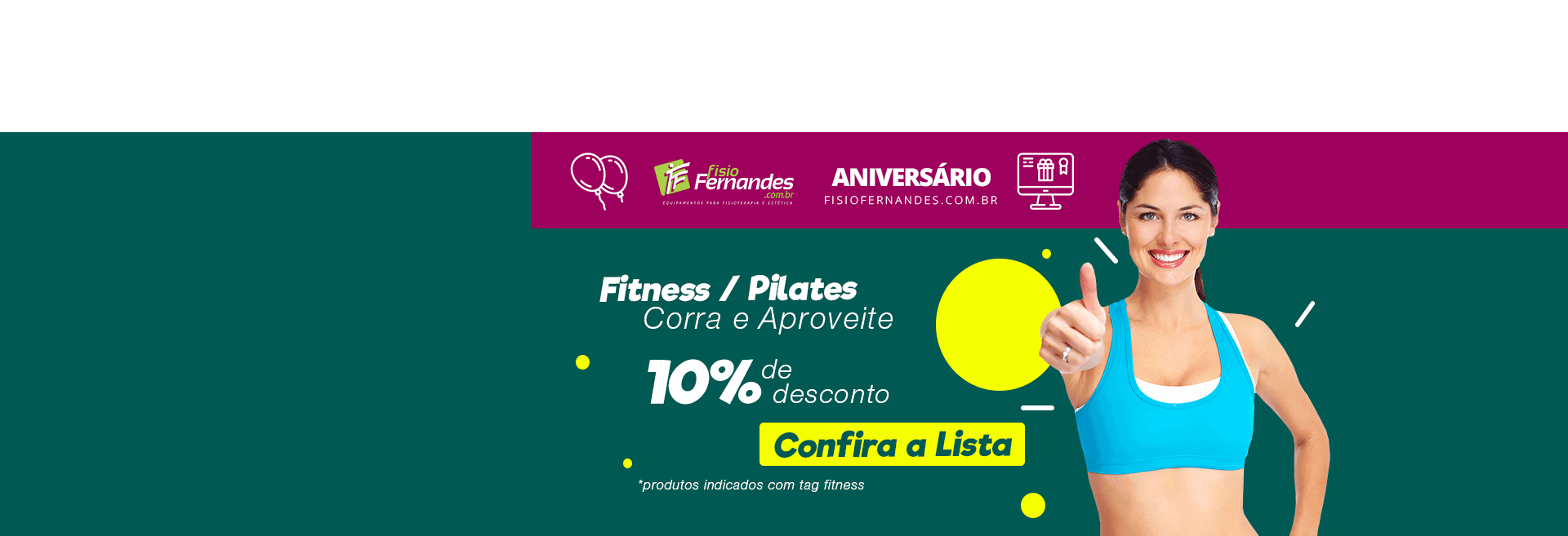 niver ecommerce - fitness/pilates