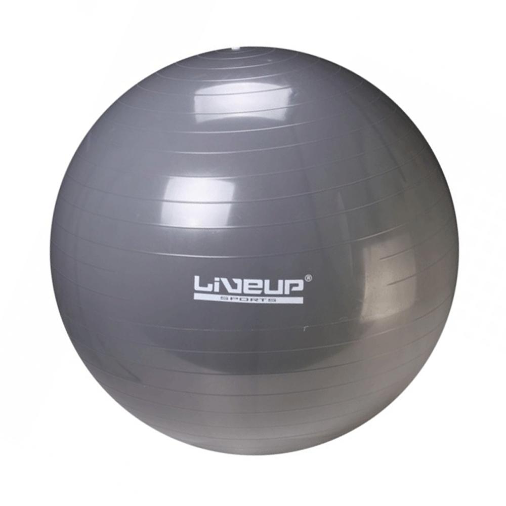 Bola suiça para pilates 85cm - liveup - fisiofernandes e81d6e0a5a895