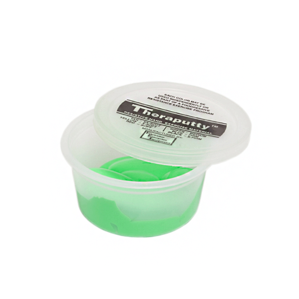 massa-de-silicone-para-exercicios-verde-forte