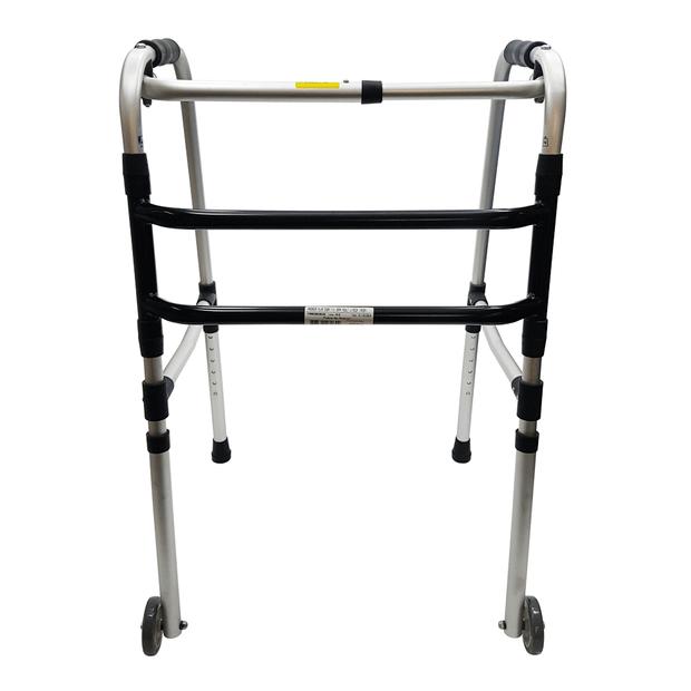 Andador-aluminio-dobravel-com-rodas