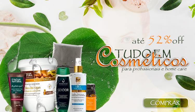 Banner Cosmeticos - Agosto