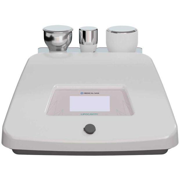 Lipocavity-new---aparelho-d1e-ultracavitacao-e-ondas-de-choque---medical-san
