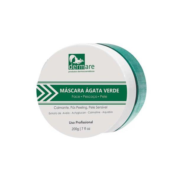 165014-MASCARA-FACIAL-CALMANTE-AGATA-VERDE-200G---DERMARE